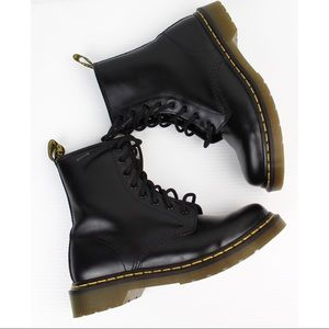Dr. Martens 1460W Originals Eight-Eye Lace-Up Boot